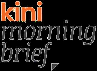 kini morning brief logo